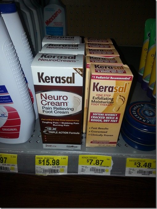 Save Up To $6 on Kerasal Products at Walmart! | | Grocery Shop For ...