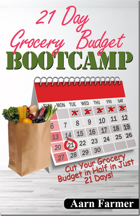 The 21 Day Grocery Budget Bootcamp is Coming Soon!