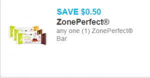 Zone Perfect Bars Just $.46 at Walmart!