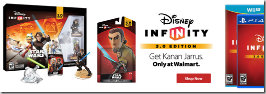 Star Wars: Force Friday is Coming to Your Local Walmart This Friday!