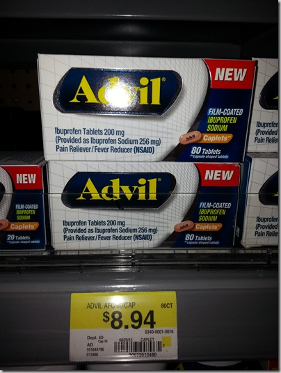 Save Up To $10 on Advil Film-Coated Tablets!