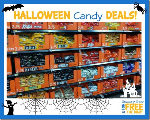 2015 Halloween Candy Coupons!