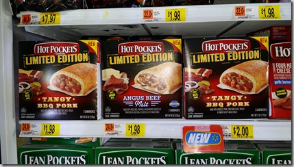 Save $1.50 on Hot Pockets at Walmart!