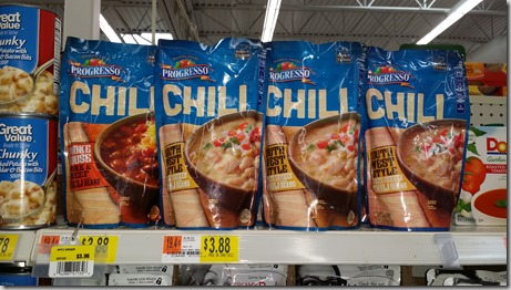 Walmart Price Match Deal: Progresso Soup Just $.74!