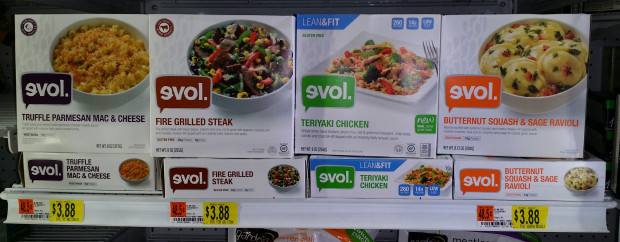 EVOL Frozen Single-Serve Meal Just $1.88 at Walmart!