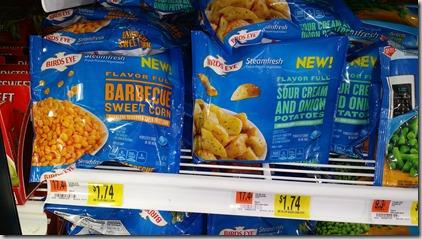 Bird's Eye Flavor Full Frozen Vegetables Just $.24 at Walmart!