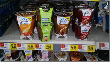 Tons of New Glade Coupons!  Glade Products Starting at $.08!