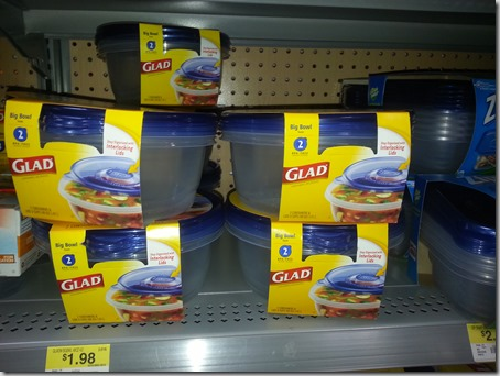 Glad Food Protection Items Just $1.23 at Walmart!