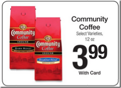 Walmart Price Match Deal: Community Coffee Just $2.49!