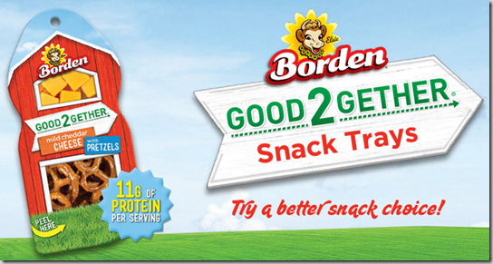 FREE Borden Good2Gether Packs at Walmart!