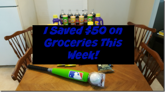 I Saved $50 on Groceries This Week!