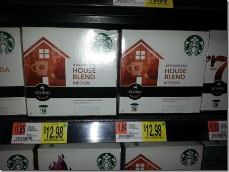 Starbucks K-Cups Just $11.98 at Walmart!
