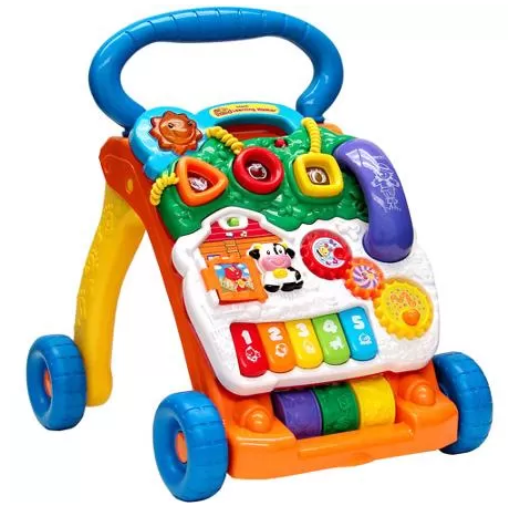 Vtech Sit To Stand Learning Walker Just 30 Down From 34