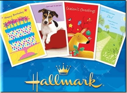 New Printable Coupon for Hallmark Cards!