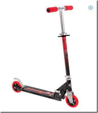 Huffy Boys Star Wars Inline Scooter Just $16.97, Normally $29.97!