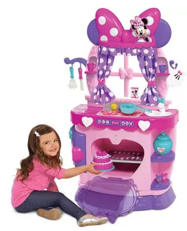 Minnie Bow Tique Sweet Surprises Kitchen Just 70 At Walmart