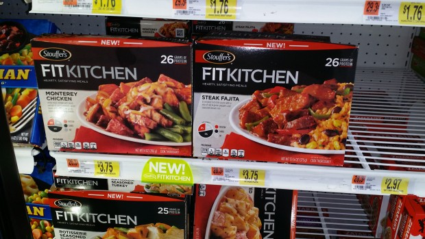 Look for Stouffers Fit Kitchen Meals at Your Local Walmart!