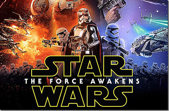 Get a FREE Copy of Star Wars: The Force Awakens at Walmart!