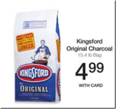 **HOT** Kingsford Charcoal Just $.99 at Walmart This Weekend!