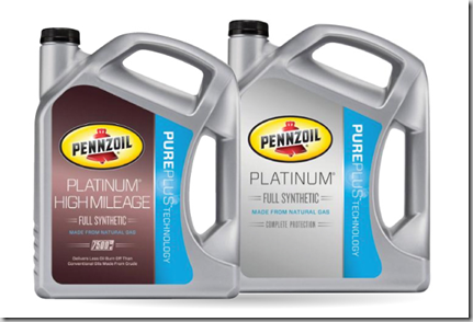 Save Time and Money on Your Oil Change! Pennzoil Oil on Rollback at Walmart.com!