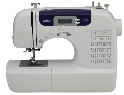 Brother 40Stitch Computerized Sewing Machine CS4000i Just 40 At Gorgeous Wal Mart Sewing Machine