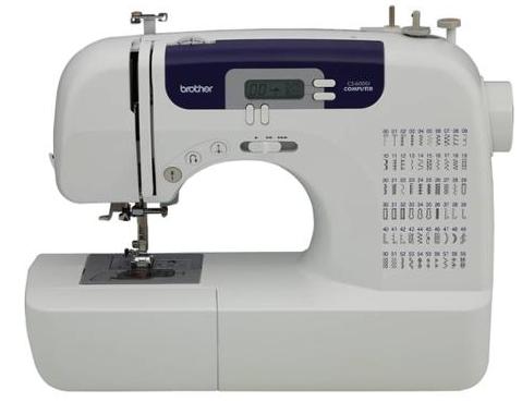 Brother 40Stitch Computerized Sewing Machine CS4000i Just 40 At New Walmart Sewing Machine