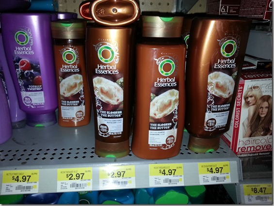 FREE Herbal Essences Shampoo and Conditioner at Walmart!