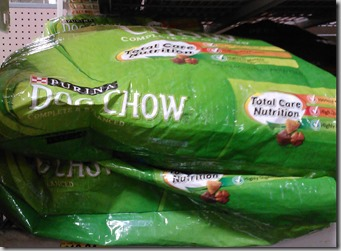 New High Dollar Coupon for Purina Dog Chow!