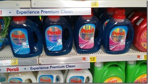 Save $4 on Persil Detergent at Walmart!
