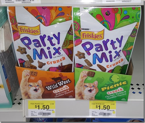 Purina Cat Treats Just $1.17 at Walmart!