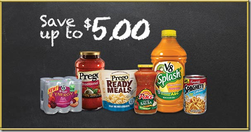 Save Up To $5 on Campbell's Products!