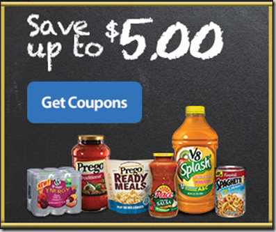 Awesome Campbell's Coupons for Back to School Deals!