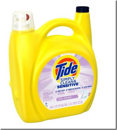 FREE Tide Detergent From Walmart.com!
