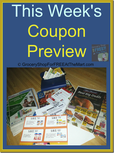 8/14 Coupon Insert Preview: Great deals on Ramen, Popcorn and More!