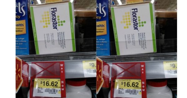 New High Dollar Coupon For Florastor Probiotic And Walmart Matchup!