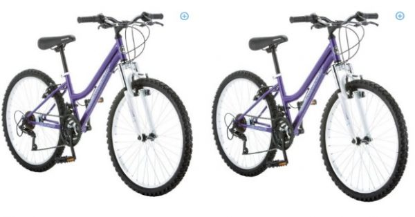 "24"" Roadmaster Granite Peak Girls' Bike For $58 With FREE Shipping, Down From $99!"