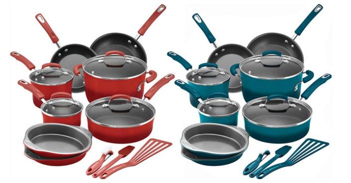 rachael-ray-15-piece-nonstick-cookware-set