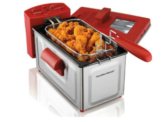 Hamilton Beach Professional Deep Fryer Set Just $23.96! Down From $35!