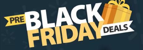 2016 Walmart Pre-Black Friday Deals!