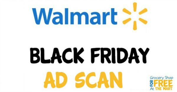 2016 Walmart Black Friday Ad Scan