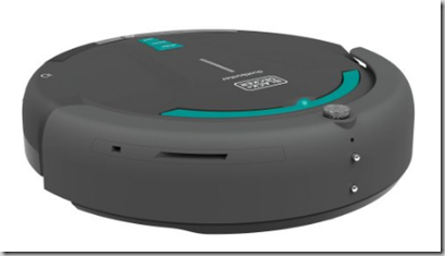 Black + Decker Robotic Vacuum Just $196, Normally $299!