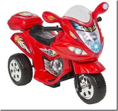 Kids Ride On Motorcycle Power Just for $49.99, Normally $119.99!