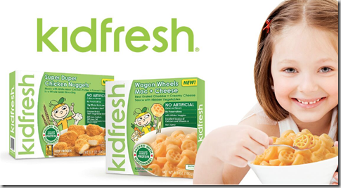 New Coupons For KidFresh Meals!
