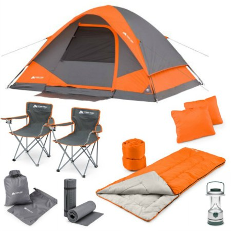 Ozark Trail 22 Piece Camping Combo Set Just $99 At Walmart! Down From $129!
