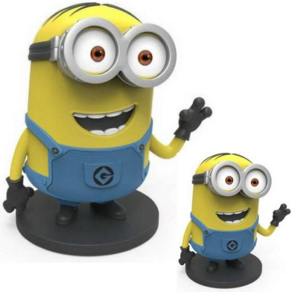 Despicable Me Minion Bluetooth Mini Speaker Just $14.45! Down From $30!