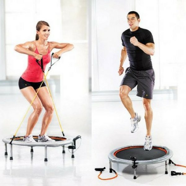 Gold's Gym Mini Trampoline Just $22.45! Down From $29!
