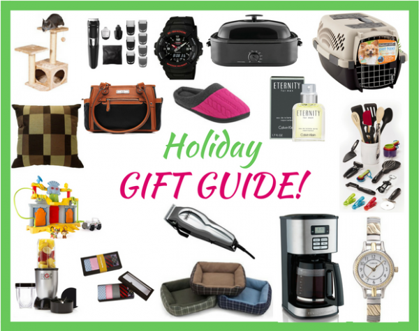 Grocery Shop For FREE At The Mart Holiday Gift Guide 2017!