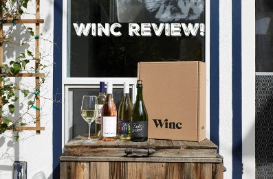 Winc Wine Subscription Service Review!