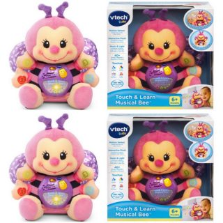 Vtech Touch & Learn Musical Bee Just $12.38! Down From $34!