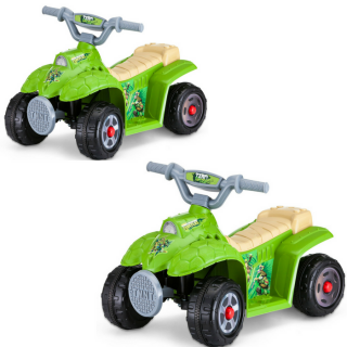 TMNT 6-Volt Ride-On Just $29! Down From $80!